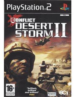 CONFLICT DESERT STORM II (2) voor Playstation 2 PS2