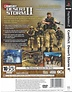 CONFLICT DESERT STORM II (2) for Playstation 2 PS2