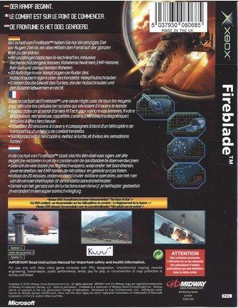 FIREBLADE voor Xbox