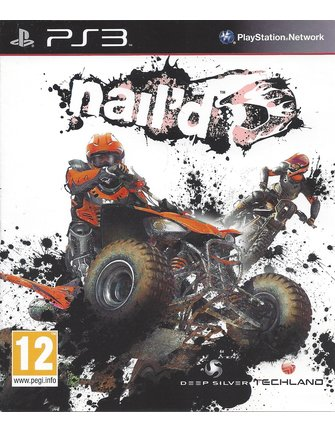 NAIL'D voor Playstation 3 PS3