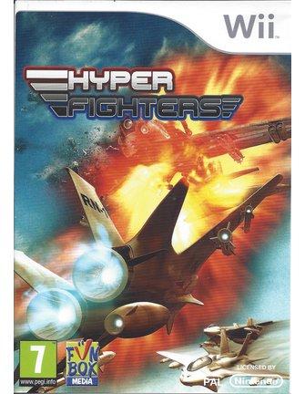HYPER FIGHTERS voor Nintendo Wii