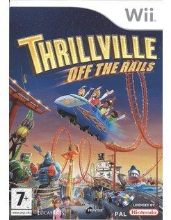 THRILLVILLE OFF THE RAILS für Nintendo Wii