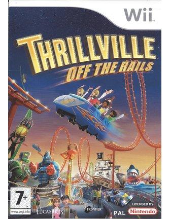 THRILLVILLE OFF THE RAILS voor Nintendo Wii