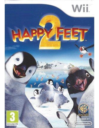 HAPPY FEET 2 voor Nintendo Wii