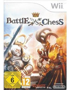 BATTLE VS CHESS voor Nintendo Wii