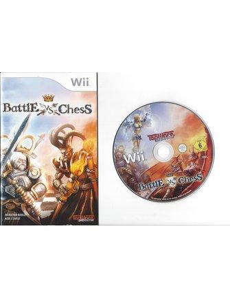 BATTLE VS CHESS für Nintendo Wii