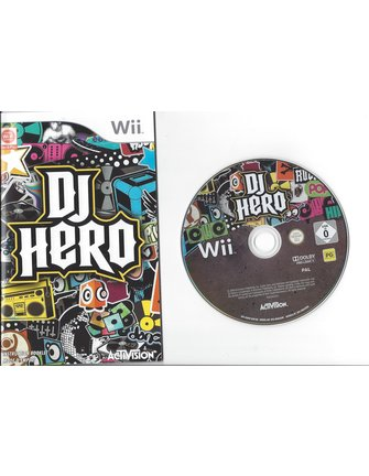 DJ HERO für Nintendo Wii