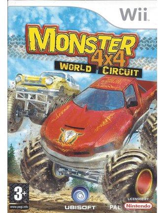 MONSTER 4X4 WORLD CIRCUIT für Nintendo Wii