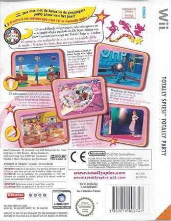 TOTALLY SPIES für Nintendo Wii