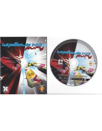 WIPEOUT HD FURY voor Playstation 3 PS3