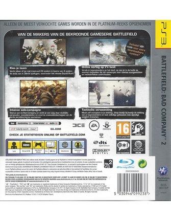 BATTLEFIELD BAD COMPANY 2 für Playstation 3 - Platinum