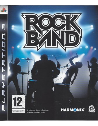 ROCK BAND voor Playstation 3 PS3