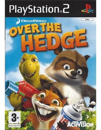 OVER THE HEDGE for Playstation 2 PS2