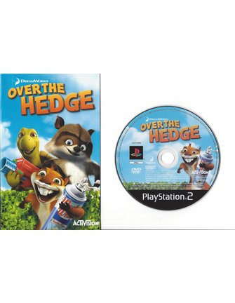 OVER THE HEDGE für Playstation 2 PS2