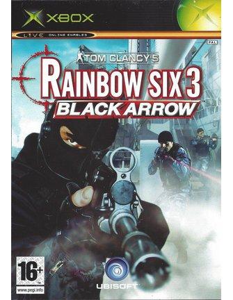 RAINBOW SIX 3 BLACK ARROW voor Xbox