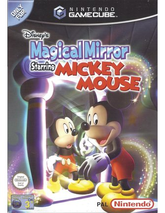 DISNEY'S MAGICAL MIRROR STARRING MICKEY MOUSE für Gamecube