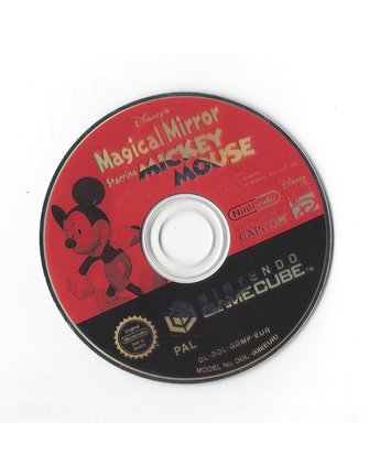 DISNEY'S MAGICAL MIRROR STARRING MICKEY MOUSE voor Gamecube