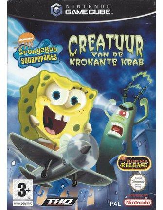 SPONGEBOB SQUAREPANTS - CREATUUR VAN DE KROKANTE KRAB voor Nintendo Gamecube