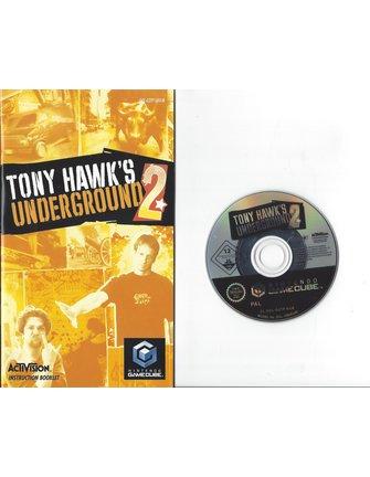 TONY HAWK'S UNDERGROUND 2 voor Nintendo Gamecube