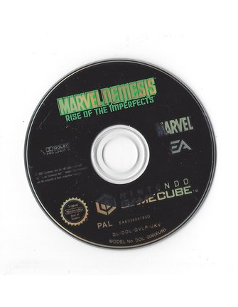 MARVEL NEMESIS - RISE OF THE IMPERFECTS für Nintendo Gamecube