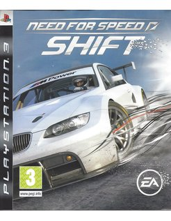 NEED FOR SPEED - SHIFT voor Playstation 3 PS3