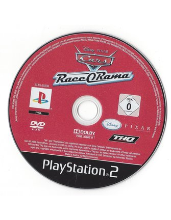 CARS RACE-O-RAMA voor Playstation 2 PS2