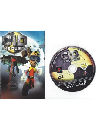 CID THE DUMMY für Playstation 2 PS2