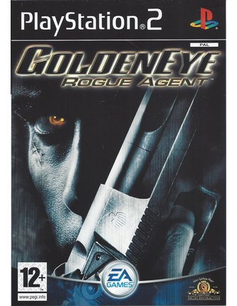 GOLDENEYE ROGUE AGENT voor Playstation 2 PS2