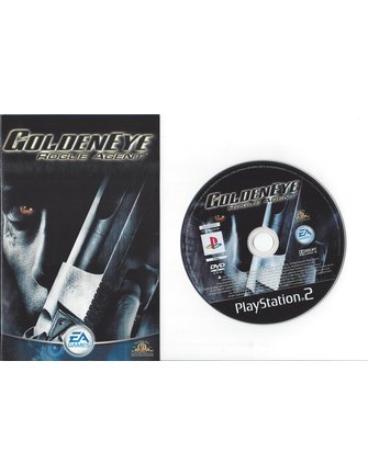GOLDENEYE ROGUE AGENT for Playstation 2 PS2
