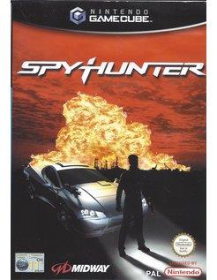 SPY HUNTER SPYHUNTER for Nintendo Gamecube
