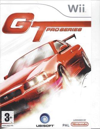 GT PRO SERIES voor Nintendo Wii