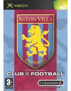 ASTON VILLA CLUB FOOTBALL for Xbox
