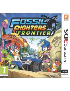 FOSSIL FIGHTERS FRONTIER for Nintendo 3DS