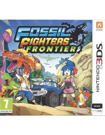 FOSSIL FIGHTERS FRONTIER für Nintendo 3DS