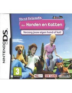 BEST FRIENDS MIJN HONDEN EN KATTEN voor Nintendo DS