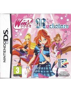 WINX CLUB ROCKSTARS for Nintendo DS