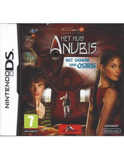 HET HUIS ANUBIS HET GEHEIM VAN OSIRIS for Nintendo DS