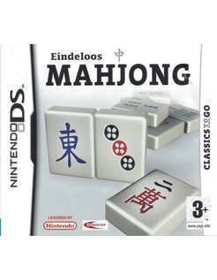 EINDELOOS MAHJONG for Nintendo DS