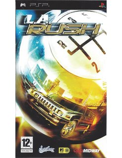 L.A. RUSH for PSP