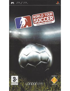 WORLD TOUR SOCCER CHALLENGE EDITION voor PSP