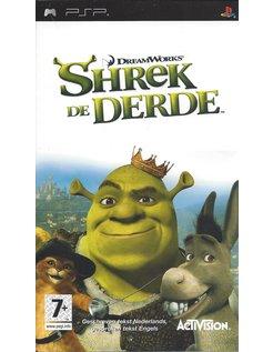 SHREK DE DERDE für PSP