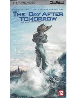 THE DAY AFTER TOMORROW - UMD video for PSP