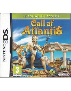 CALL OF ATLANTIS für Nintendo DS