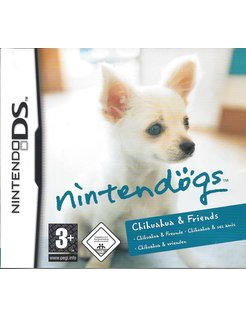 NINTENDOGS CHIHUAHUA AND FRIENDS for Nintendo DS