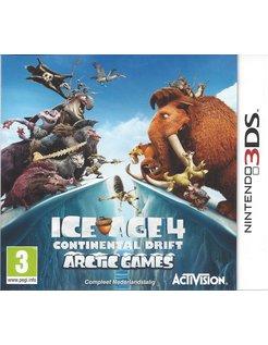 ICE AGE 4 CONTINENTAL DRIFT für Nintendo 3DS