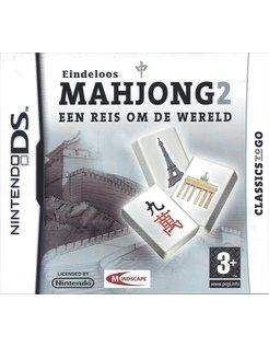 EINDELOOS MAHJONG 2 voor Nintendo DS