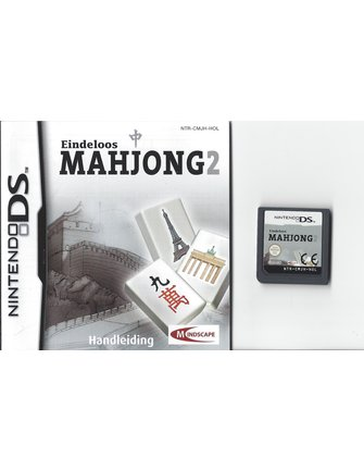 EINDELOOS MAHJONG 2 für Nintendo DS