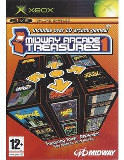 MIDWAY ARCADE TREASURES 1 voor Xbox