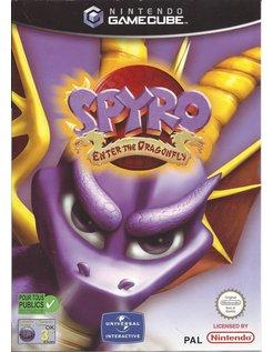 SPYRO ENTER THE DRAGONFLY voor Nintendo Gamecube