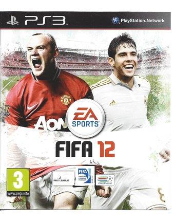 FIFA 12 für Playstation 3 PS3